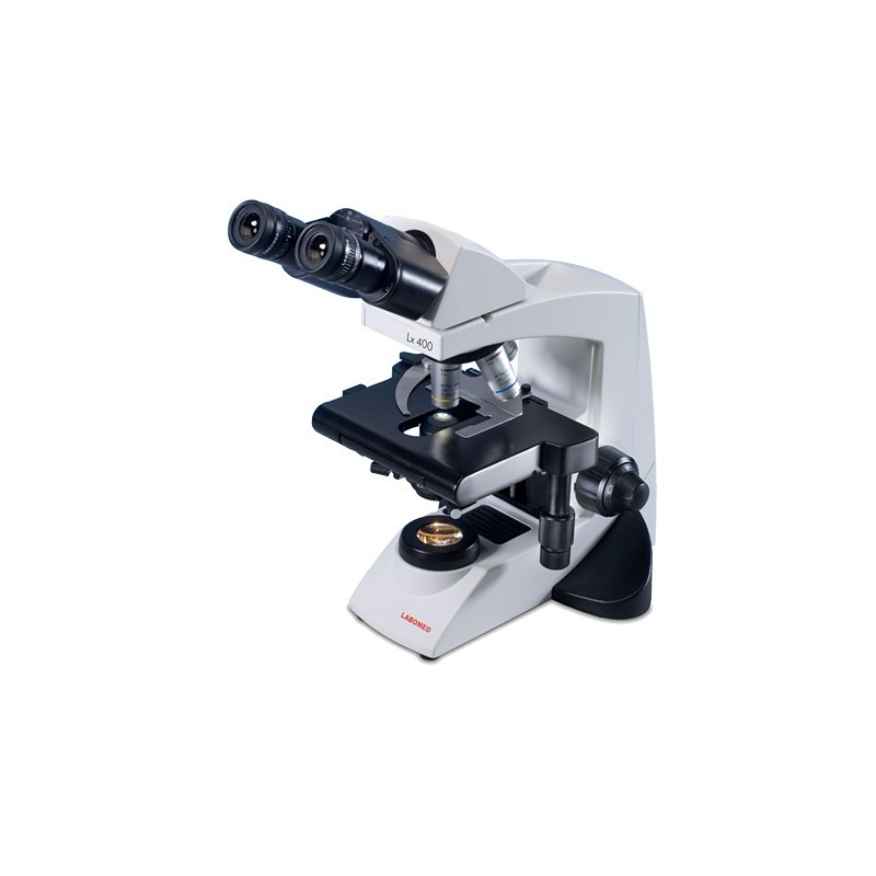 Microscopio Binocular LED Labomed LX400 9126011.