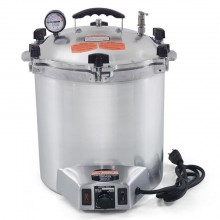 Autoclave A Vapor Olla All American 25X.